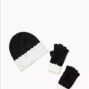 Kate Spade Hat & Gloves in Gift box